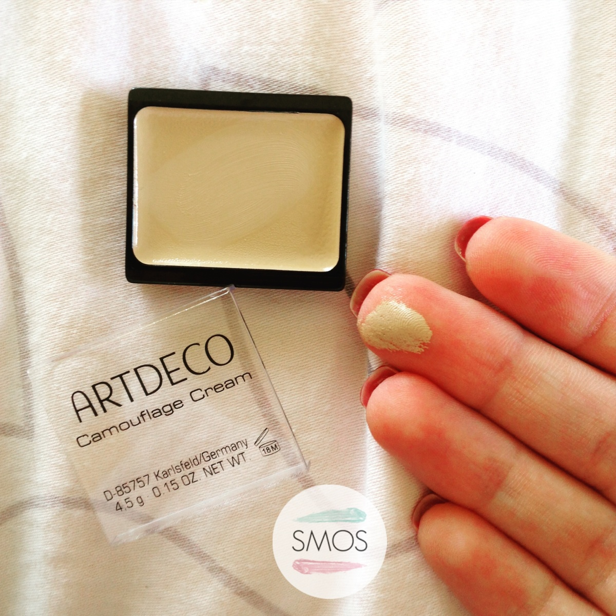 ARTDECO Camouflage Cream Concealer |review|