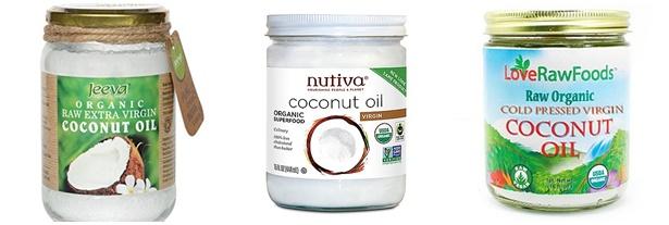 coconut oil brands
