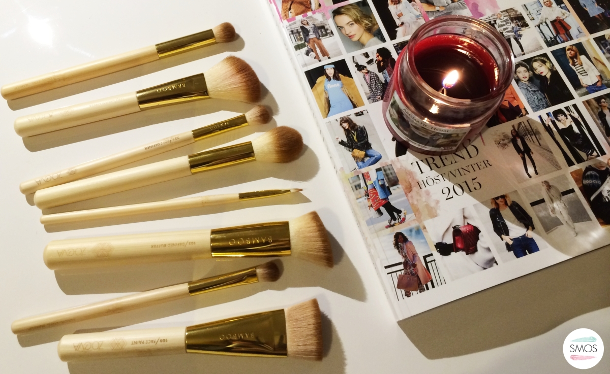 ZOEVA BAMBOO BRUSH SET Vol. 2 | review |
