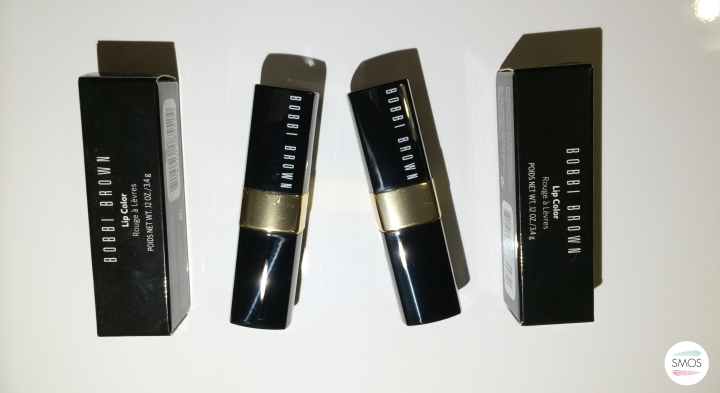 Bobbi Brown Liptick Watermelon Hot Berry Review and Swatches