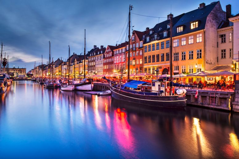 City-trip for Valentine's Day, Copenhagen, Denmark