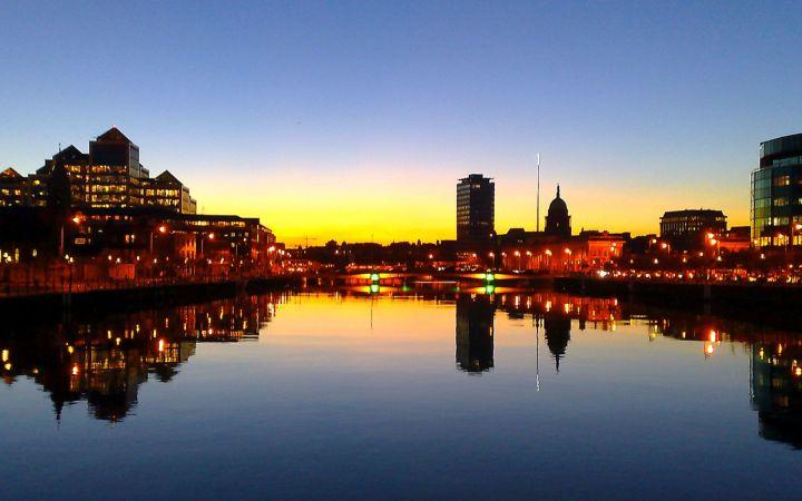 City-trip for Valentine's Day, Dublin, Ireland