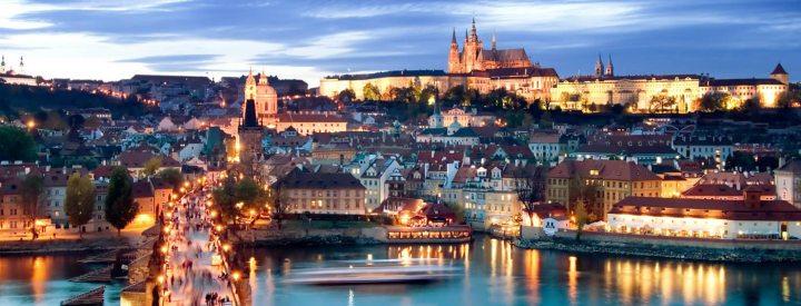 City-trip for Valentine's Day, Prague, Czech Republic
