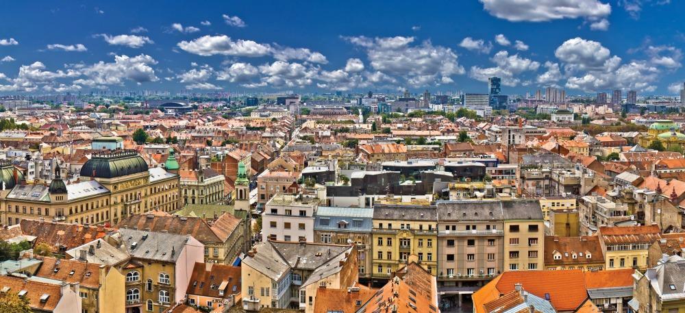 City-trip for Valentine's Day, Zagreb, Croatia