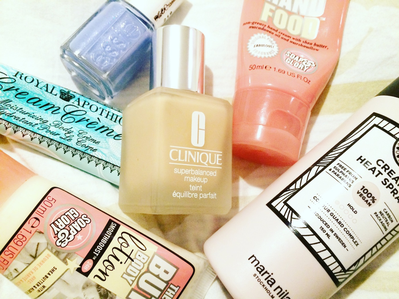 Febraury Beauty Favorites, Recommended beauty products, cosmetics