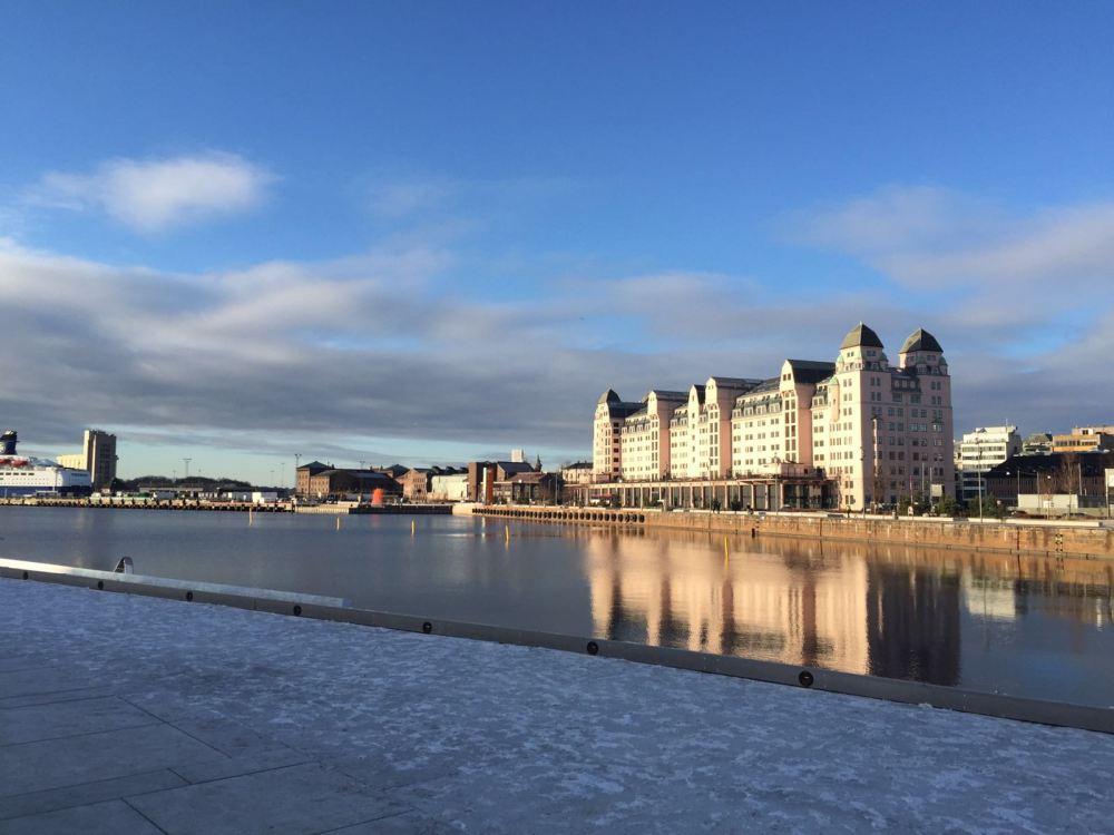 Oslo City-trip Visit Norway Travel