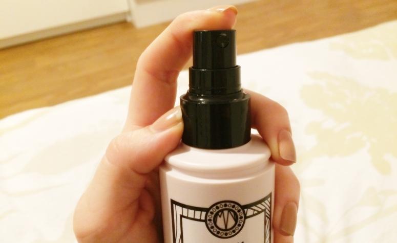 Maria Nila Stockholm 100% Vegan Hair Heat Protection Spray, February Beauty Favorites