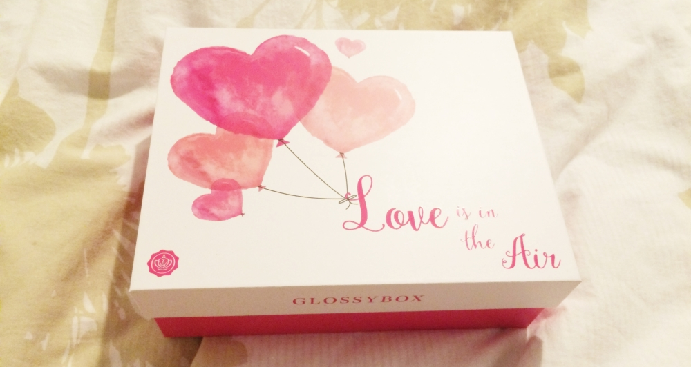 Glossybox February What was in the box