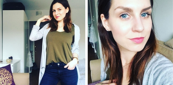 Square Mile of Style What I wore this week capsule closet outfits 1