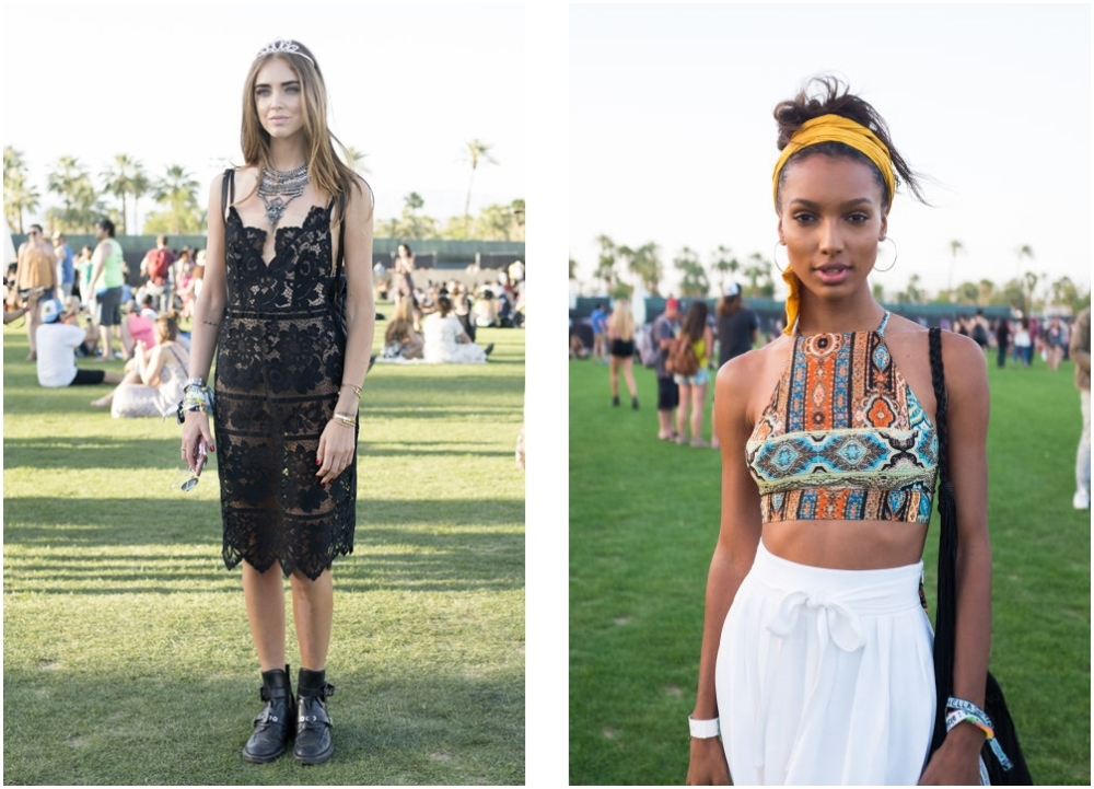 Best Coachella Street Style looks outfits