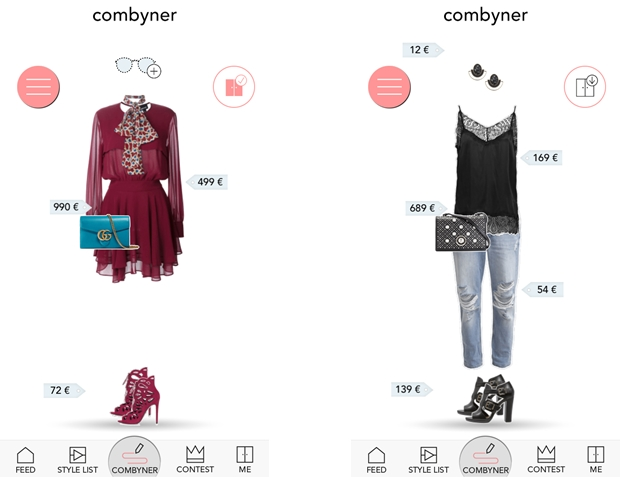 combyne application online fashion closetcombyne application online fashion closet