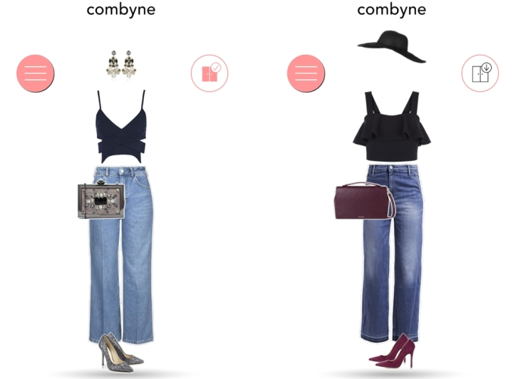 how to style flared jeans square mile of style coctails or night out