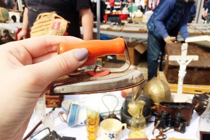 Munich Flea market Bavaria Saturday Weekend Report 7