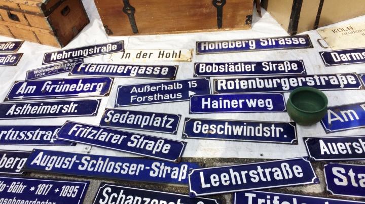 Munich Flea market Bavaria Saturday Weekend Report3