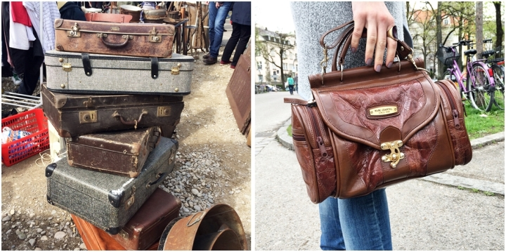 Munich Flea market Bavaria Saturday Weekend Report4-tile