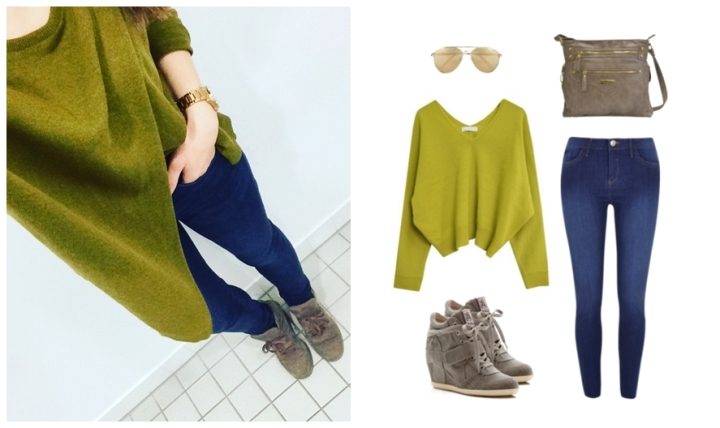 what i wore this week april square mile of style 3-tile