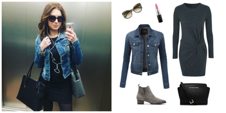 what i wore this week april square mile of style-tile