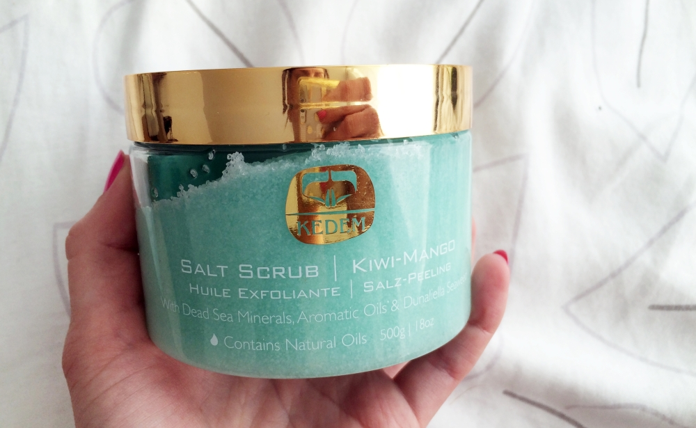 beauty haul square mileo of style peeling body scrub