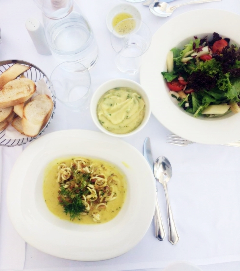 Salzburg city trip austria travel with me square mile of style lunch salzburg food
