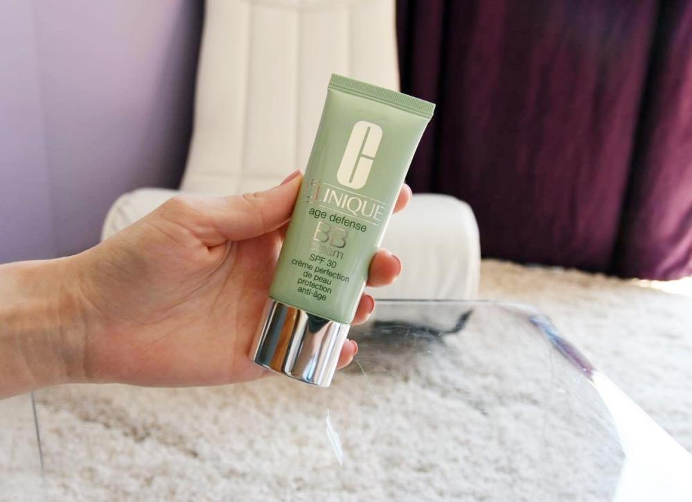 pre-summer morning skincare routine square mile of style clinique BB cream age defense SPF 30