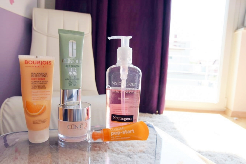 pre-summer morning skincare routine square mile of style