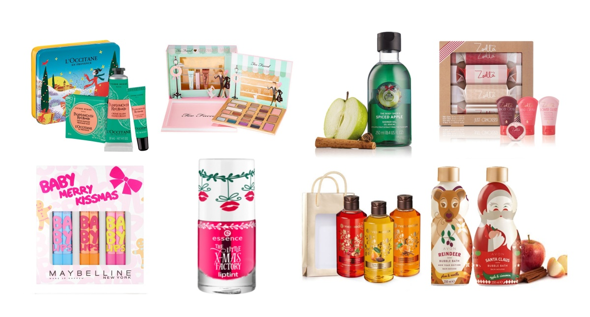 BEAUTY BRANDS' HOLIDAY EDITIONS ♥ TOP PICKS FOR YOUR WISH LIST!