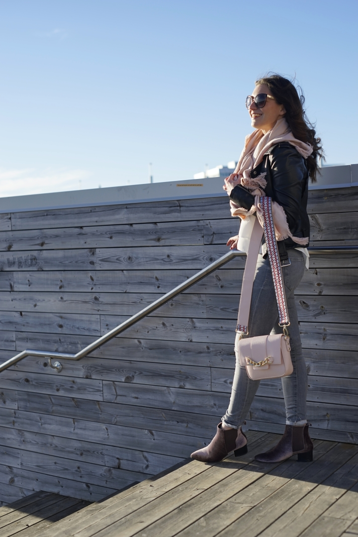 Square Mile Of Style style diary fashion lookbook