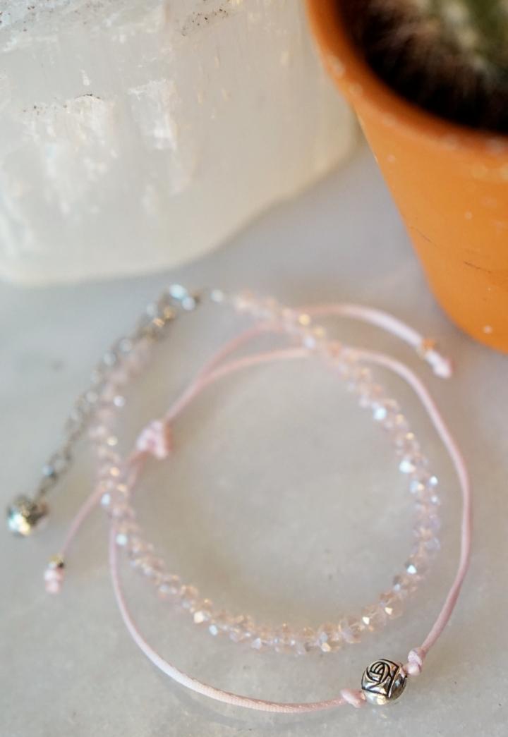Bouvier Cosmetics krema od ruza narukvice Lolavie