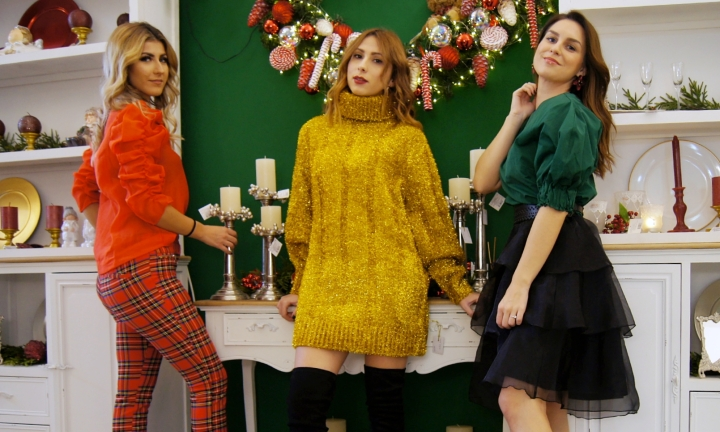Rockin' around the Christmas Tree with H&M